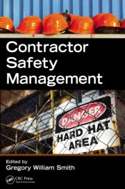 Contractor safety management book