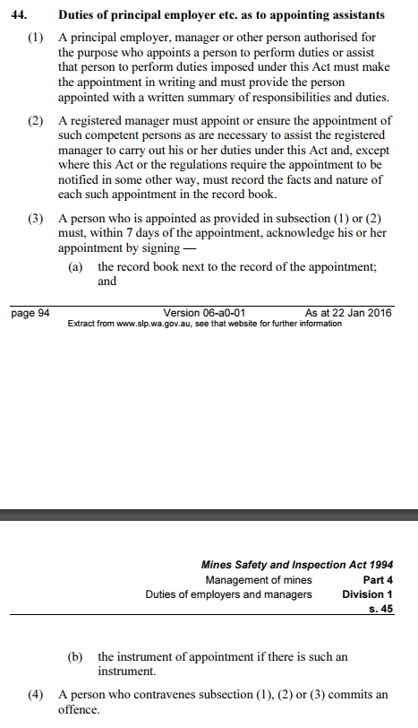 Text of section 44